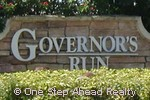sign for Governors Run