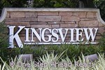 sign for Kingsview